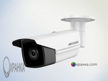 Hikvision DS-2CD2T43G0-I5 (4 мм) - Фото