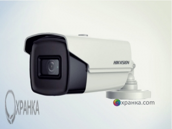 Ultra Low-Light Hikvision DS-2CE16H8T-IT5F - Фото