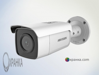 8 Мп Hikvision DS-2CD2T85GI-I8 (6 ММ) - Фото