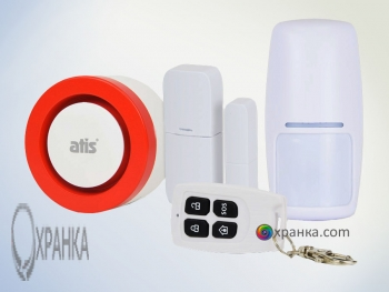 Wi-Fi сигнализации ATIS Kit 200T - Фото