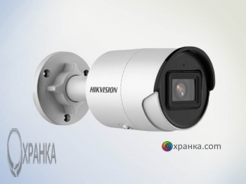 4 Мп IPкамера Hikvision DS-2CD2043G2-I (2.8 ММ) - Фото